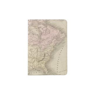 North America 25 Passport Holder