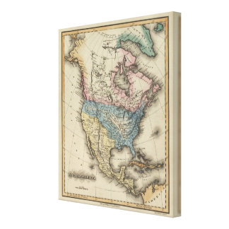 North America 26 Canvas Prints
