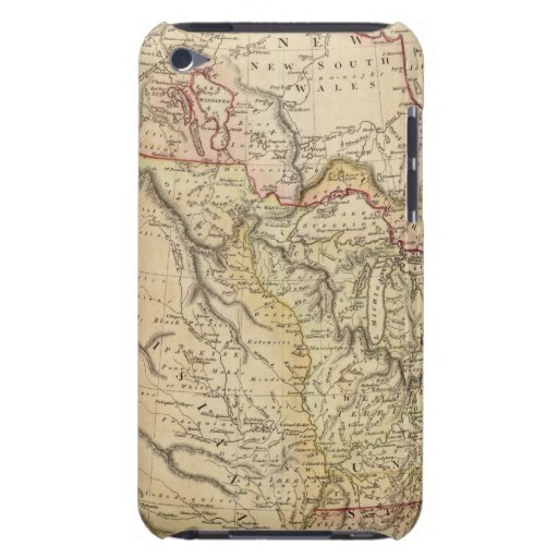 North America 26 iPod Touch Cover