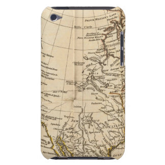 North America 27 iPod Touch Case-Mate Case