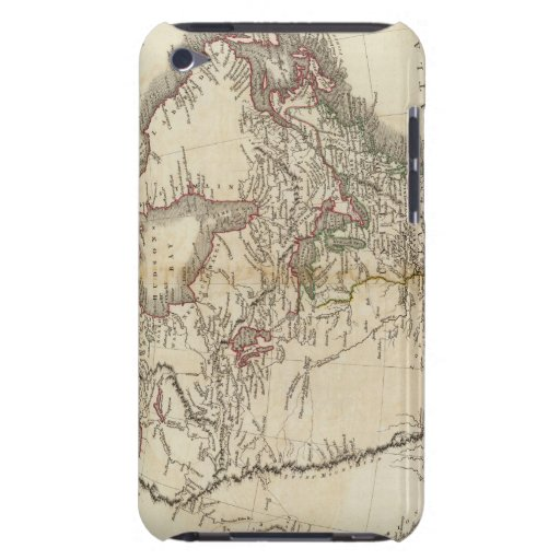 North America 28 iPod Touch Cover