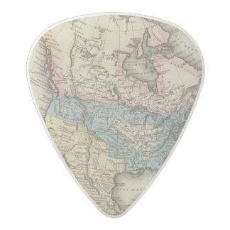 North America 29 2 Acetal Guitar Pick