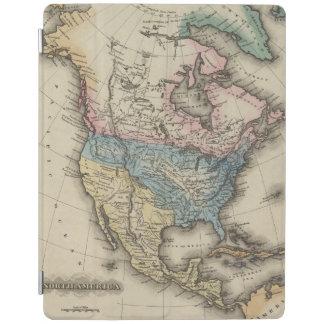 North America 29 iPad Cover
