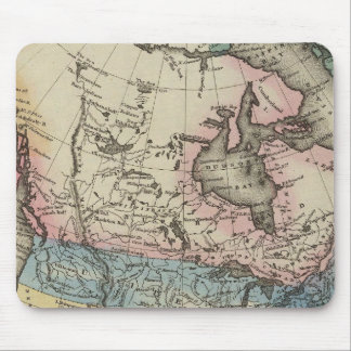 North America 29 Mouse Pad