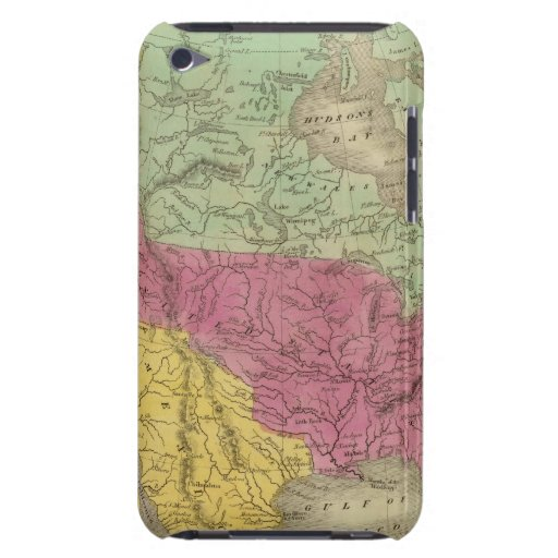 North America 30 Barely There iPod Covers