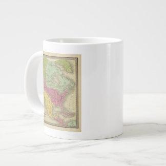 North America 30 Large Coffee Mug