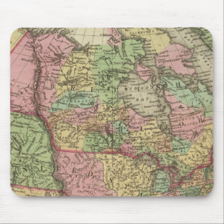 North America 31 Mouse Pad