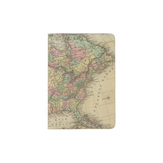 North America 31 Passport Holder