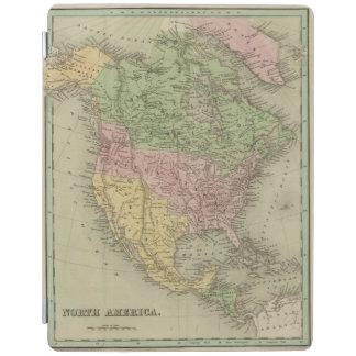 North America 32 iPad Cover