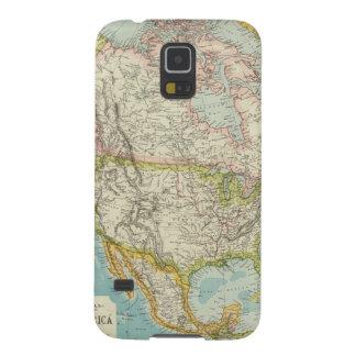 North America 34 Case For Galaxy S5