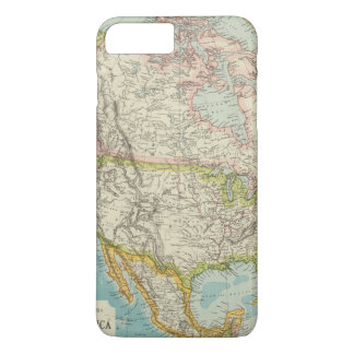North America 34 iPhone 8 Plus/7 Plus Case