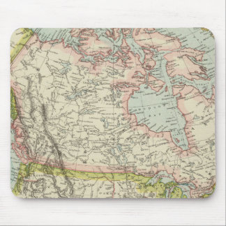 North America 34 Mouse Mat