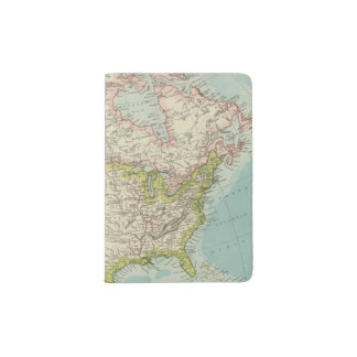 North America 34 Passport Holder