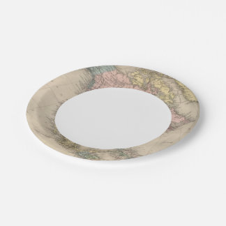 North America 35 2 7 Inch Paper Plate