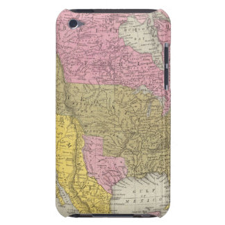 North America 35 Barely There iPod Cover