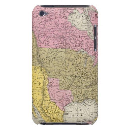 North America 35 iPod Touch Case