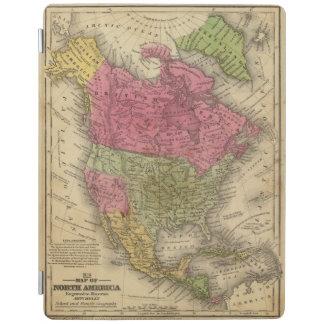 North America 36 iPad Cover