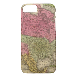 North America 36 iPhone 8/7 Case
