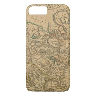 North America 3 iPhone 8 Plus/7 Plus Case