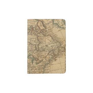 North America 3 Passport Holder