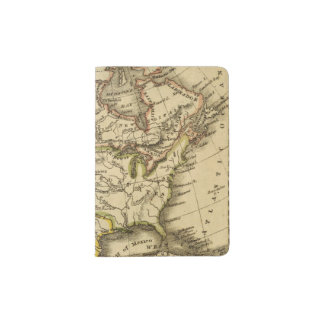 North America 40 Passport Holder