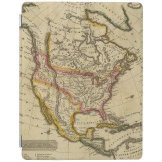North America 42 iPad Cover