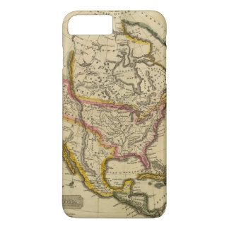 North America 42 iPhone 8 Plus/7 Plus Case