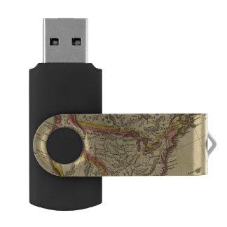 North America 42 USB Flash Drive