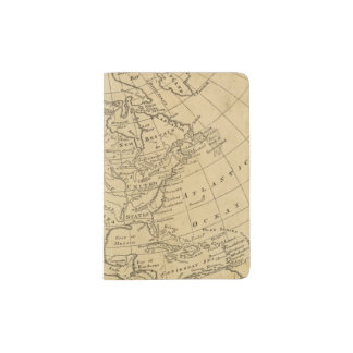 North America 44 Passport Holder