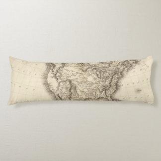 North America 47 Body Cushion