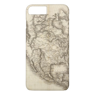 North America 47 iPhone 8 Plus/7 Plus Case
