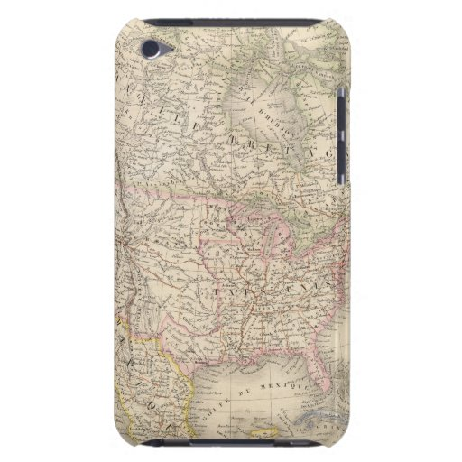 North America 48 iPod Touch Covers