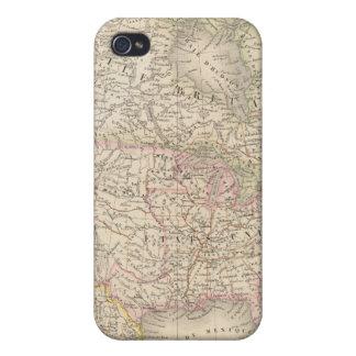 North America 48 iPhone 4 Cover