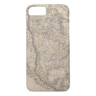 North America 4 iPhone 8/7 Case