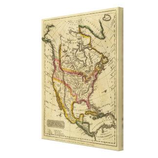 North America 5 Canvas Prints