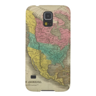 North America 5 Galaxy S5 Cover