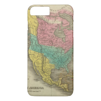 North America 5 iPhone 8 Plus/7 Plus Case