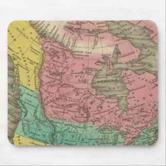 North America 5 Mouse Pad