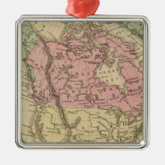 North America 6 Christmas Ornament