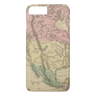 North America 6 iPhone 8 Plus/7 Plus Case