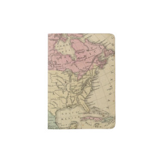 North America 6 Passport Holder
