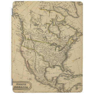 North America 7 iPad Cover