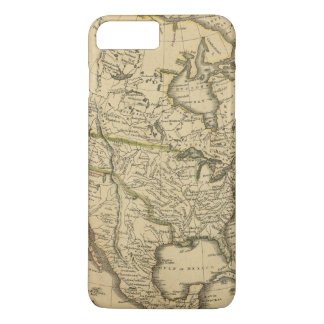 North America 7 iPhone 8 Plus/7 Plus Case