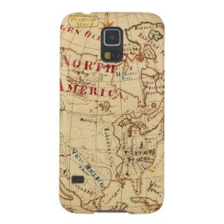 North America 8 Galaxy S5 Case