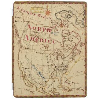 North America 8 iPad Cover