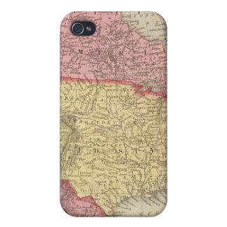 North America 8 iPhone 4 Cases