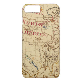 North America 8 iPhone 8 Plus/7 Plus Case