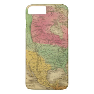 North America 9 2 iPhone 8 Plus/7 Plus Case