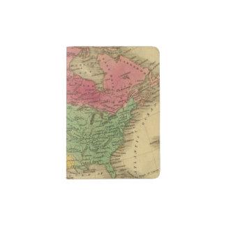 North America 9 2 Passport Holder