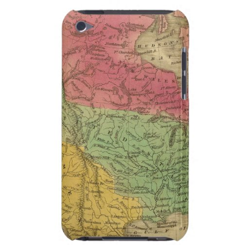 North America 9 iPod Touch Covers